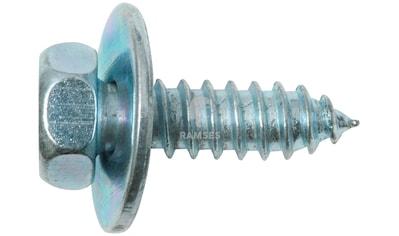 RAMSES Schrauben , Kombi Blechschraube 6,3 x 16 mm SW10 50 Stk. kaufen