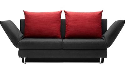 reposa Schlafsofa »Tivoli«, mit Bettkasten, wahlweise mit Kaltschaum kaufen