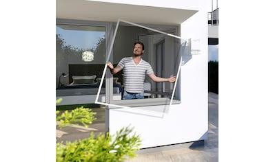WINDHAGER Insektenschutz - Fenster »PLUS«, BxH: 140x150 cm kaufen