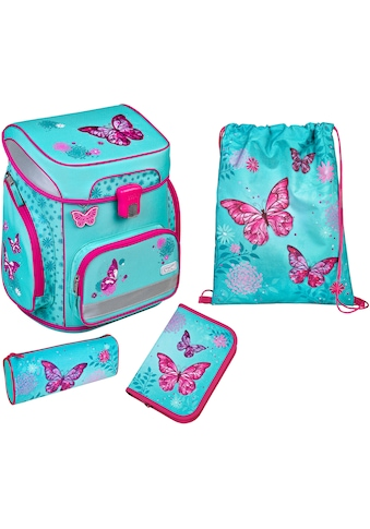 Scooli Schulranzen »EasyFit, Butterfly« (Set, 5 tlg.) kaufen