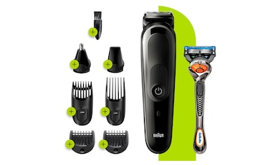 Braun Multifunktionstrimmer 8 - in - 1 Multi - Grooming - Kit 5 MGK5260 kaufen