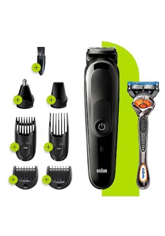 Braun Multifunktionstrimmer »8-in-1 Multi-Grooming-Kit 5 MGK5260« kaufen