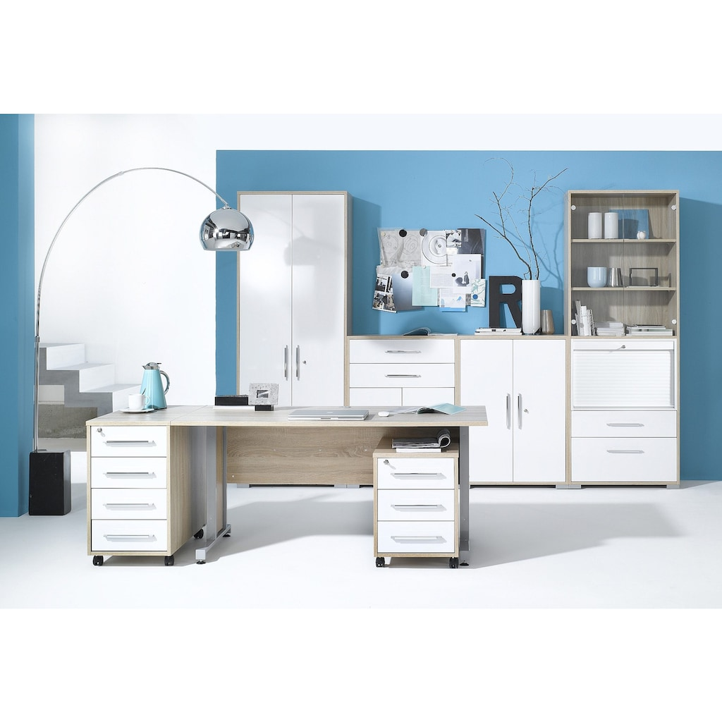Maja Möbel Büro-Set »1202«, (Set, 6 tlg.)