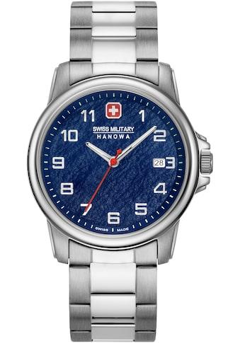 Swiss Military Hanowa Schweizer Uhr »SWISS ROCK, 06-5231.7.04.003« kaufen