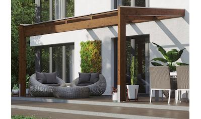 Skanholz Terrassendach »Novara«, BxT: 450x309 cm kaufen