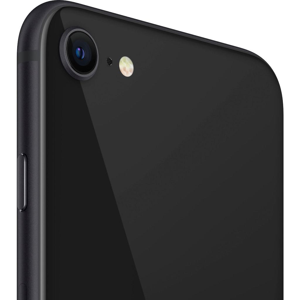 """Apple Smartphone »iPhone SE 64GB (2020)«, (11,94 cm/4,7 """" 64 GB Speicherplatz, 12 MP Kamera), ohne Strom-Adapter und Kopfhörer"""