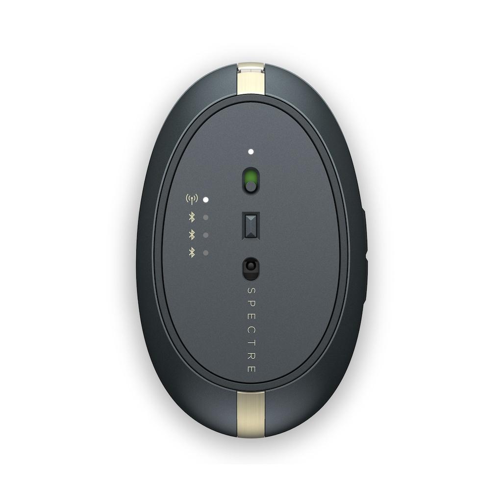 HP Maus »wiederaufladbare Wireless-Maus«, RF Wireless, Spectre 700