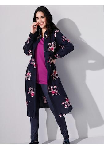 MIAMODA Longbluse, mit Blumendruck kaufen