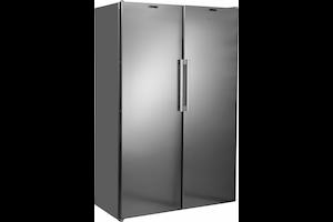 Amerikanischer Kühlschrank 120 Cm Breit : Bauknecht side by side 187 5 cm hoch 120 cm breit baur