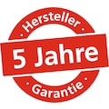 Burg Wächter Briefkasten »Comfort-Set 39130 Ni«, mit separatem Zeitungsfach, aus Edelstahl
