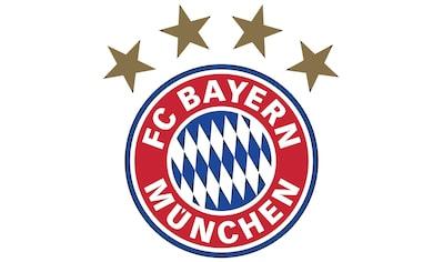 Wall-Art Wandtattoo »FC Bayern München Logo« kaufen