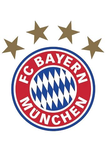 Wandtattoo »FC Bayern München Logo« kaufen