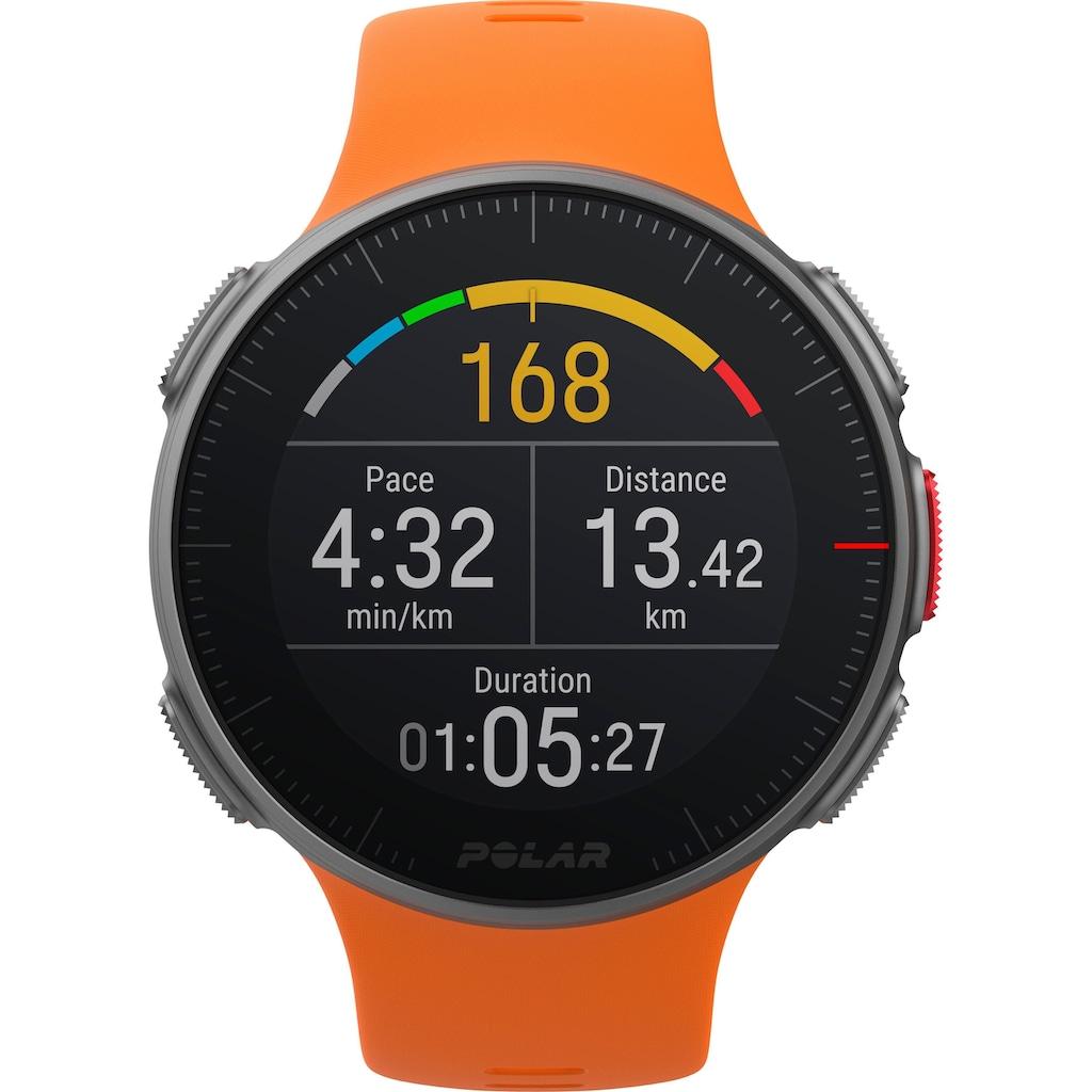 Polar Smartwatch »VANTAGE V HR«,