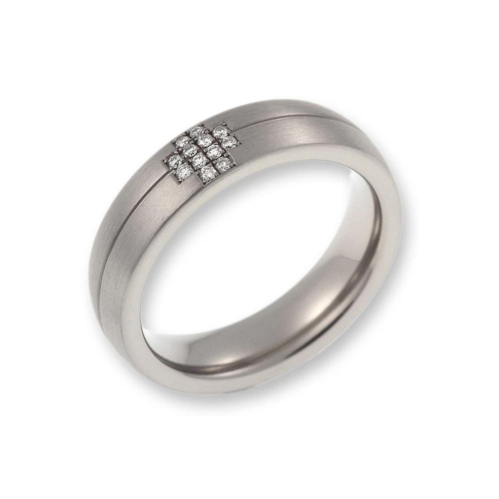 CORE by Schumann Design Trauring »20006192-DR, 20006192-HR, ST051.13«, Made in Germany - wahlweise mit oder ohne Diamanten