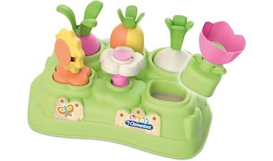 """Clementoni® Steckspielzeug """"Baby, Mein erster Garten"""" kaufen"""