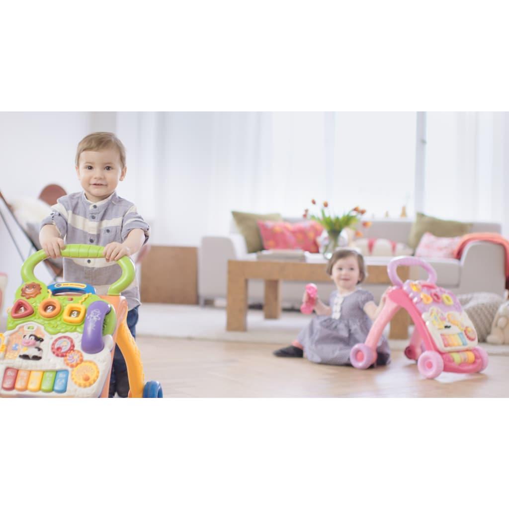 Vtech® Lauflernwagen »Spiel-und Laufwagen«, mit 11 Kindermelodien