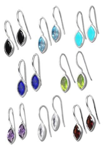 Adelia´s Paar Ohrhänger »Amethyst Ohrschmuck 925 Silber« kaufen