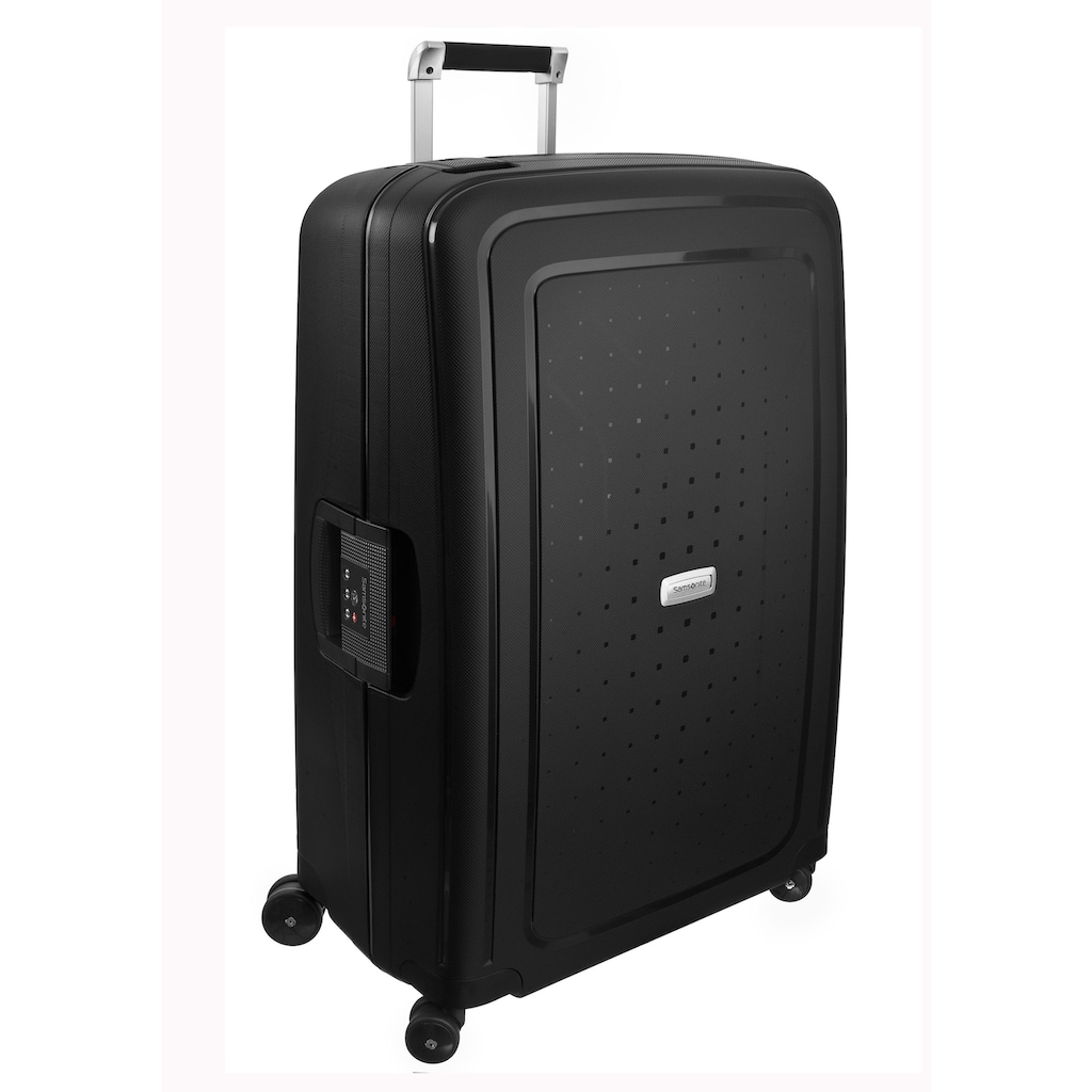 Samsonite Hartschalen-Trolley »S'Cure DLX«, 4 Rollen