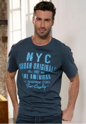 H.I.S T - Shirt kaufen