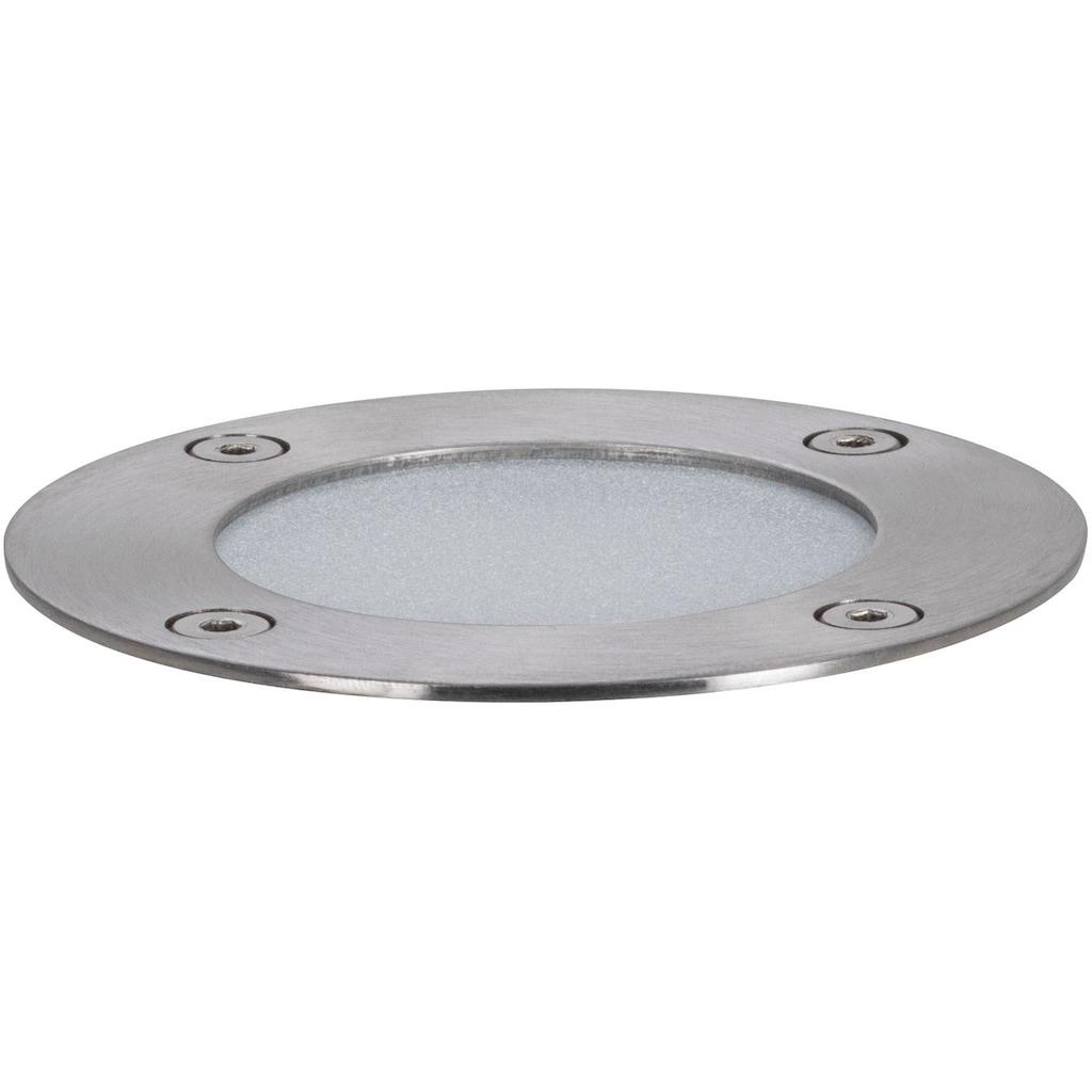 Paulmann LED Einbauleuchte »Outdoor Plug & Shine BodenEBL«, 1 St., Warmweiß, IP65 RGBW 24V ZigBee