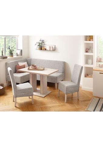 Home affaire Eckbankgruppe »Hellen«, (Set, 4 tlg.), im rustikalen Landhausstil kaufen
