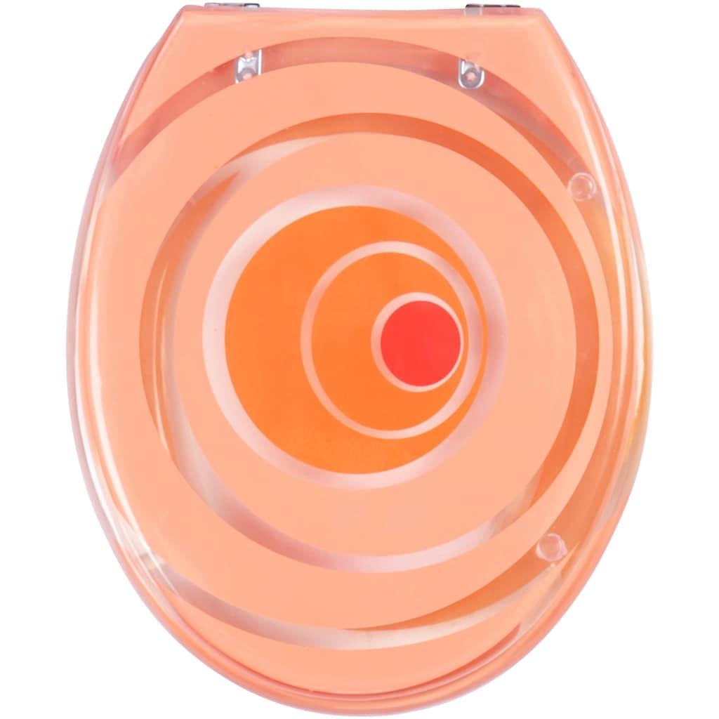 ADOB WC-Sitz »Miami«, mit Metallscharnieren