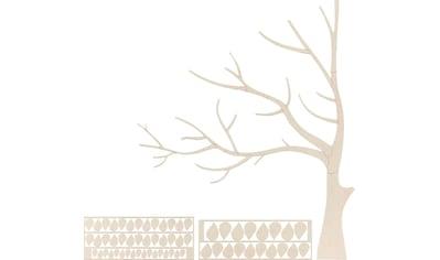 Wall-Art Wanddekoobjekt »Pappel - XXL Baum« kaufen