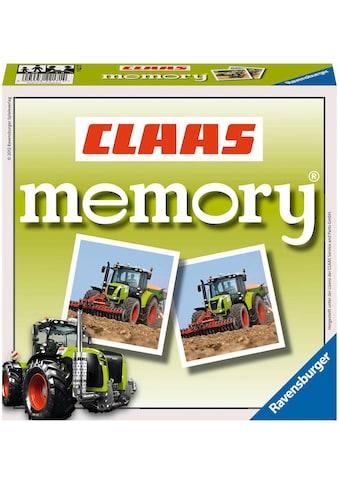 Ravensburger Spiel »CLAAS memory®«, Made in Europe, FSC® - schützt Wald - weltweit kaufen