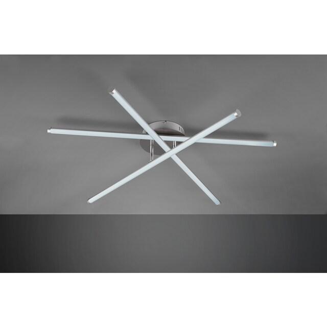 TRIO Leuchten,LED Deckenleuchte»SMARAGD«,