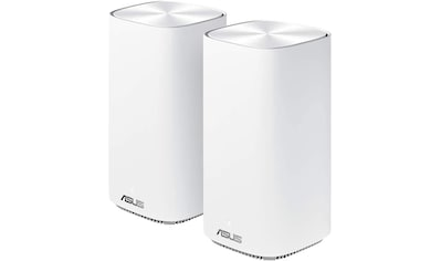 Asus WLAN-Router »ZenWiFi AC Mini (CD6)«, AC1500 2er Set kaufen