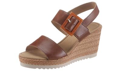 Gabor Sandalette, mit schöner Schnalle kaufen