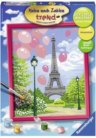 Ravensburger Malen nach Zahlen »Frühling in Paris«, Made in Europe, FSC® - schützt... kaufen
