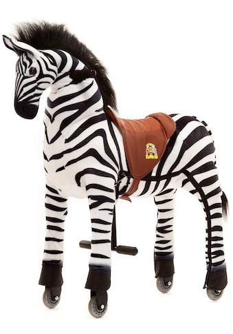 ANiMAL RIDinG Reittier »Zebra Marthi, XL«, mit Rollen kaufen