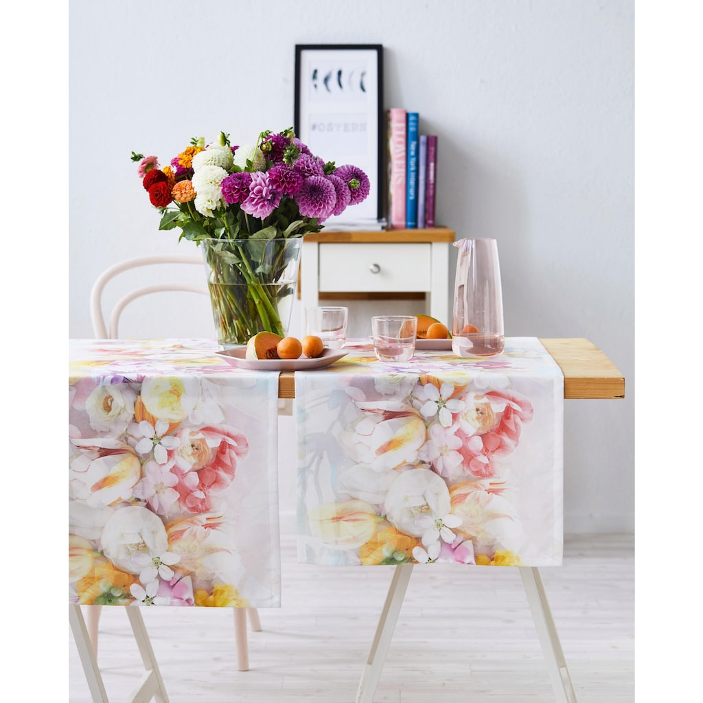 APELT Tischläufer »1620 Springtime«, Digitaldruck