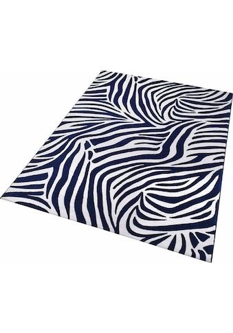 Teppich, »Zebra«, Wecon home, rechteckig, Höhe 8 mm, maschinell gewebt kaufen