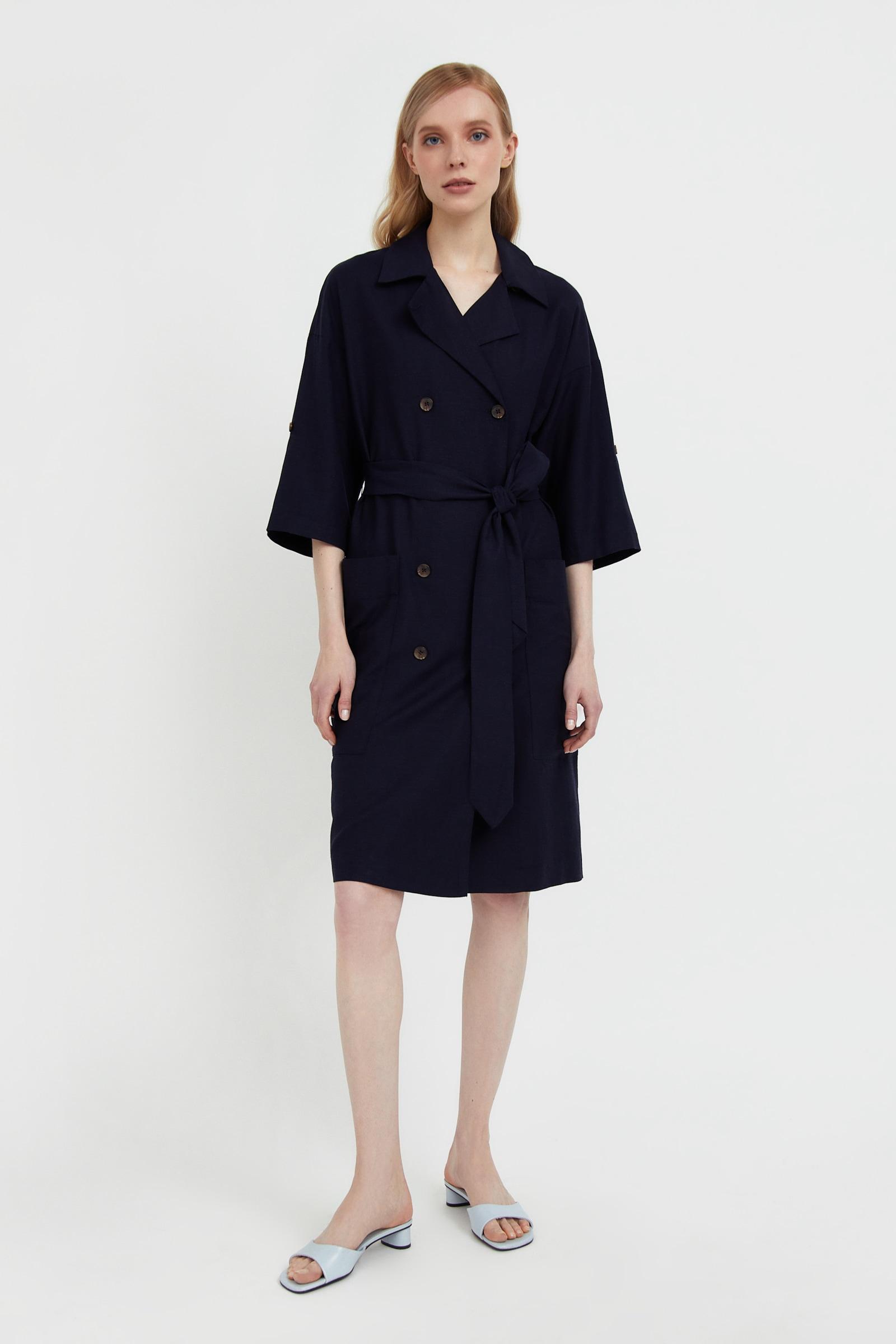 finn flare -  Jerseykleid, mit Knopfverschluss