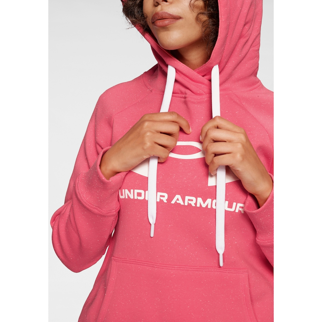 Under Armour® Kapuzensweatshirt »RIVAL FLEECE LOGO HOODIE«