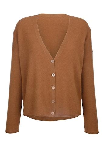 Alba Moda Strickjacke, aus reinem Kaschmir kaufen