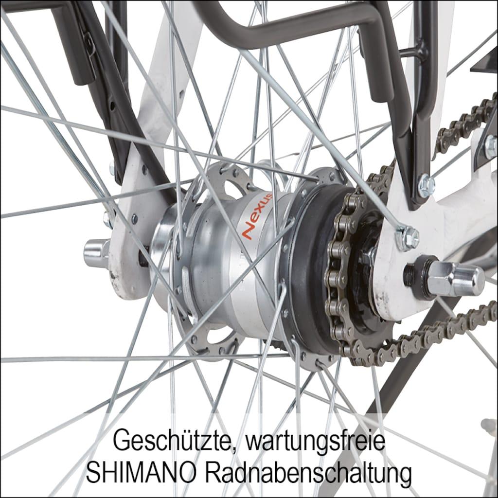 Didi THURAU Edition E-Bike »Alu City Comfort«, (mit Schloss)