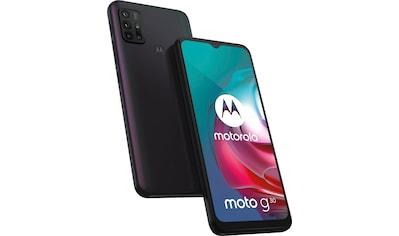 "Motorola Smartphone »moto g30«, (16,51 cm/6,5 "" 128 GB Speicherplatz, 64 MP Kamera) kaufen"