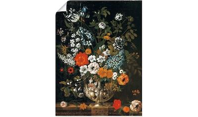 Artland Wandbild »Zwölf Monate. Floraler Kalender  -  Mai« kaufen