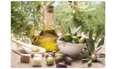 MySpotti Küchenrückwand »pop, Olivenöl« kaufen