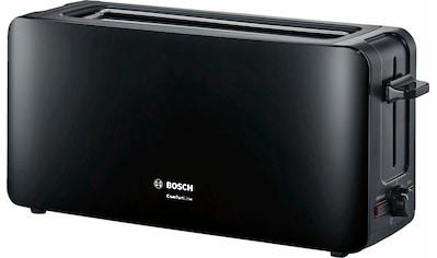 BOSCH Toaster »ComfortLine TAT6A003«, 1 langer Schlitz, 915 W kaufen