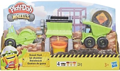 """Hasbro Knete """"Play - Doh Wheels Steinbruch"""" kaufen"""