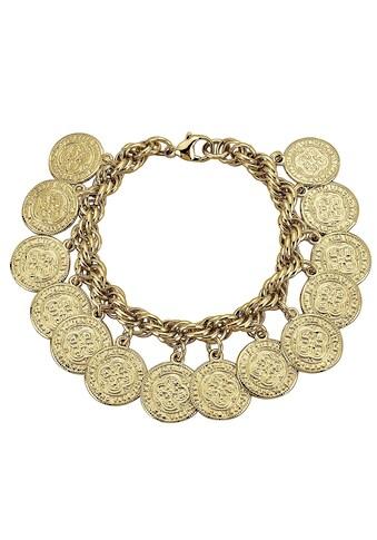 CELESTA Armband »Messing vergoldet« kaufen