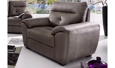 Sessel, in Luxus-Kunstleder kaufen