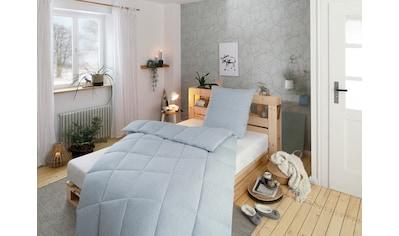 Älgdröm Kunstfaserbettdecke »Norrström«, warm, (1 St.), Modernes schönes... kaufen