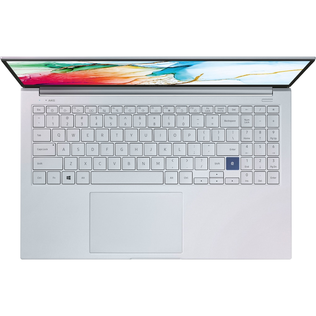 Samsung Notebook »NP950X Galaxy Book Ion 15''«, ( 256 GB SSD)