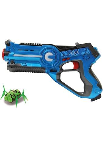 "Jamara Laserpistole ""Impulse Laser Bug Hunt Set blau/grün"" kaufen"