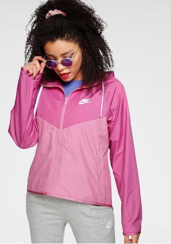 Nike Sportswear Windbreaker »Nike Sportswear Windrunner Women's Jacket« kaufen